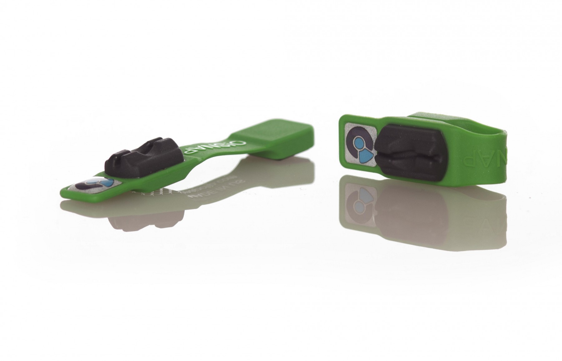 O!Snap Headphone Clip Green