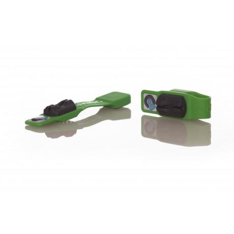 O!Snap Headphone Clip - GREEN